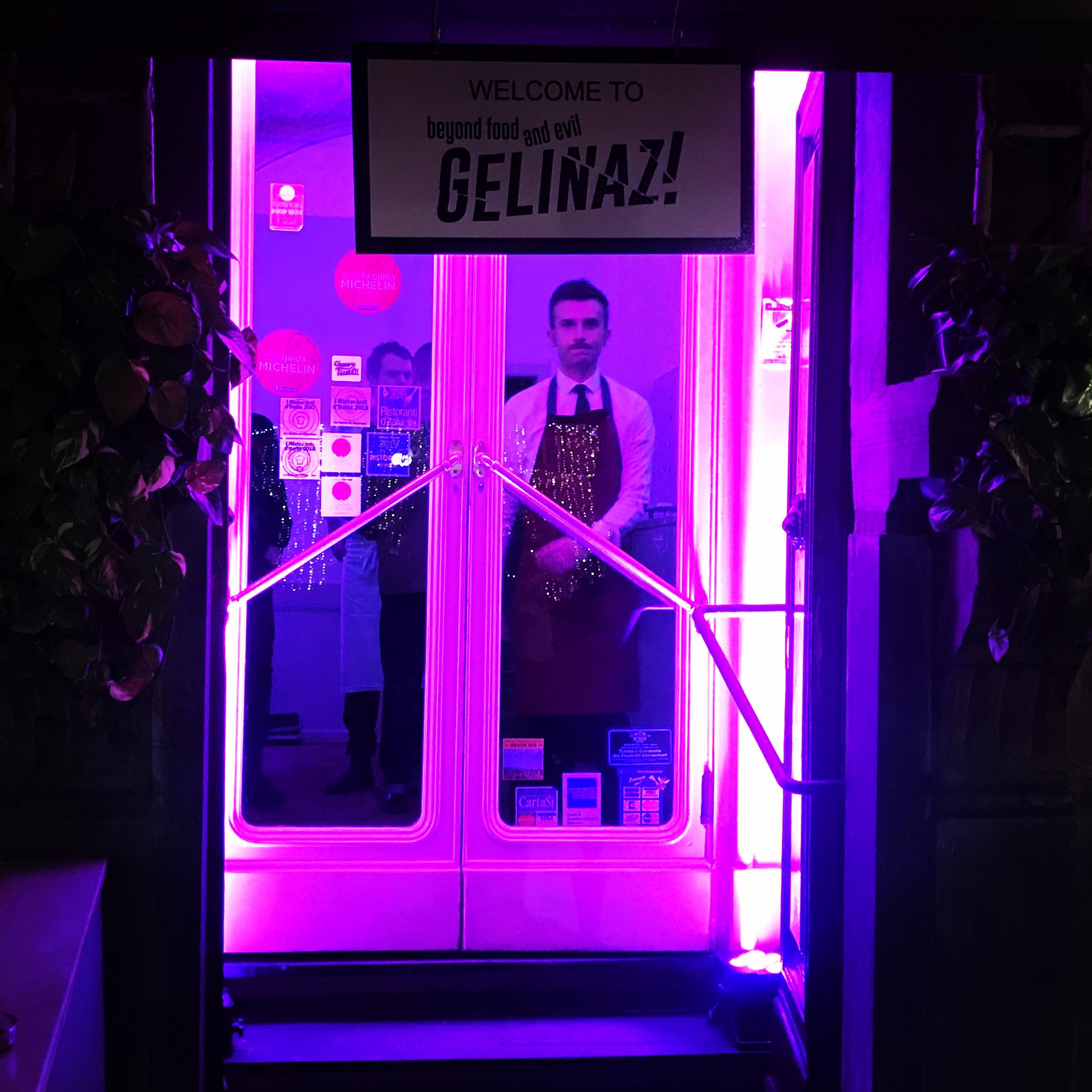 The Grand Gelinaz resoconto