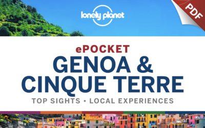 """Guida Pocket """"Genoa & Cinque Terre"""": la cucina e i migliori ristoranti secondo Lonely Planet con particolare attenzione al Tigullio"""