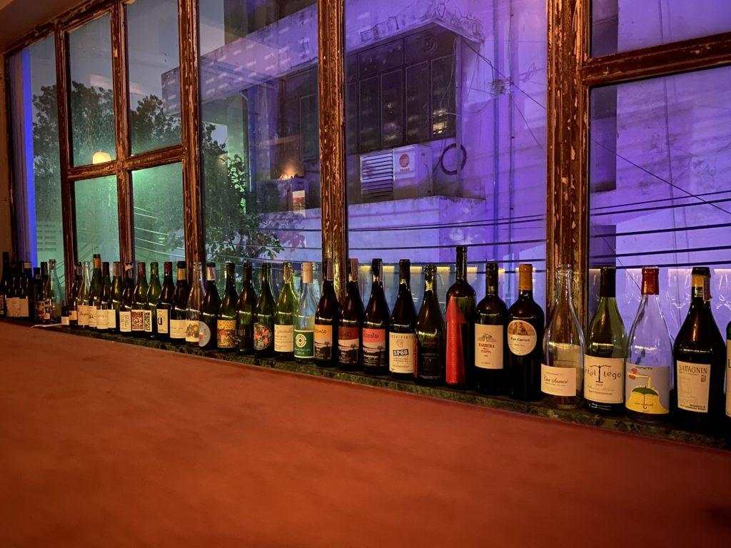il vino naturale in thailandia