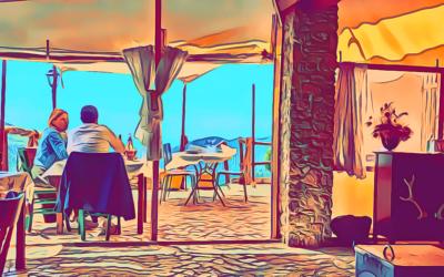 La Casa della Lucertola, agriturismo un po' social sulle alture di Genova