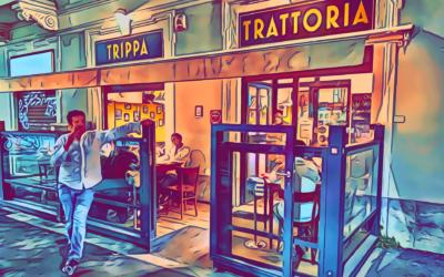 Trippa, Milano: umami e rock 'n roll a profusione