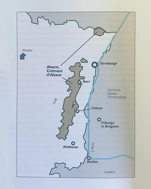 Introduzione alla Francia del vino - Alsazia